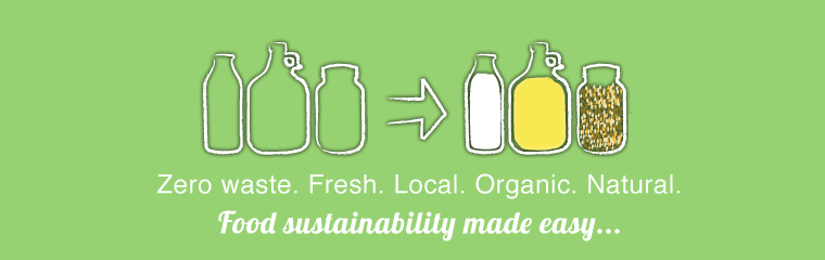 Sustainability can be easy.