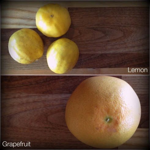lemon&grapefruit