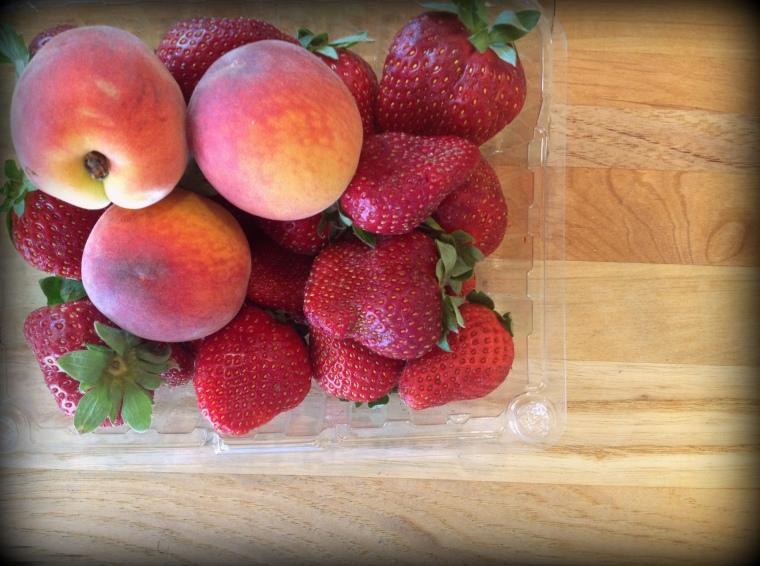 strawberriespeaches